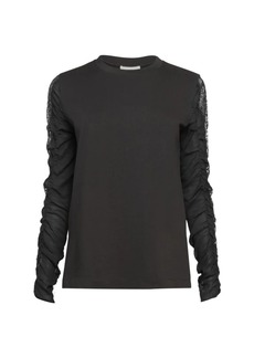 3.1 Phillip Lim Ribbed Long-Sleeve Top