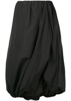 3.1 Phillip Lim ruched style skirt
