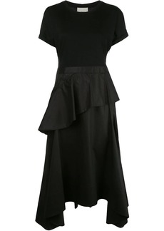 3.1 Phillip Lim ruffle skirt midi dress