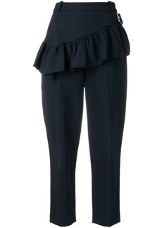 3.1 Phillip Lim Ruffled-apron trousers