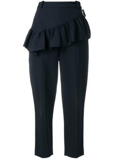 3.1 Phillip Lim Ruffled-apron trousers