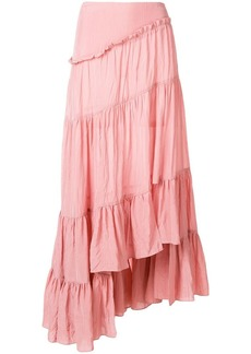 3.1 Phillip Lim ruffled asymmetric skirt