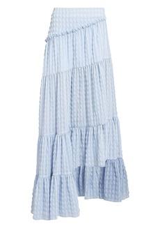 3.1 Phillip Lim Ruffled Asymmetric Skirt