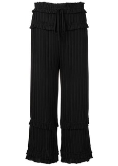 3.1 Phillip Lim ruffled pleated trousers