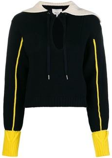 3.1 Phillip Lim sailor zip sweater