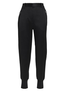 3.1 Phillip Lim Satin Jogger Pants