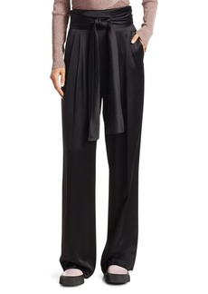 3.1 Phillip Lim Satin Tie Waist Trousers