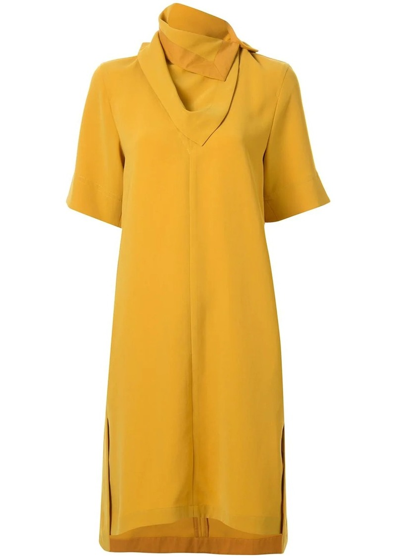 3.1 Phillip Lim scarf neck dress