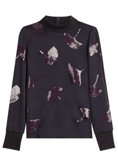 3.1 Phillip Lim Sequined Print Top