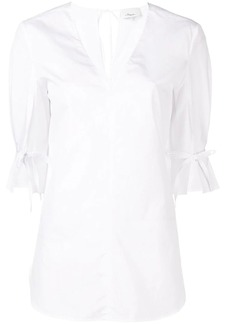 3.1 Phillip Lim shift v-neck top