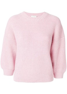 3.1 Phillip Lim short-sleeved knitted top