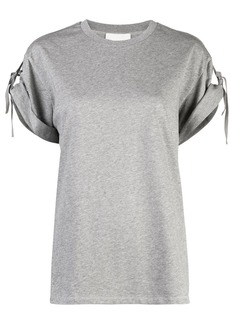 3.1 Phillip Lim Short Sleeved T-Shirt With Ties