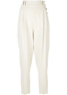 3.1 Phillip Lim side button detail trousers