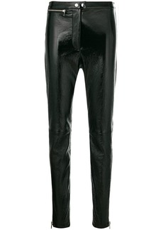 3.1 Phillip Lim skinny-fit biker trousers