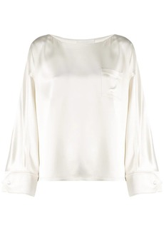 3.1 Phillip Lim slash neck blouse