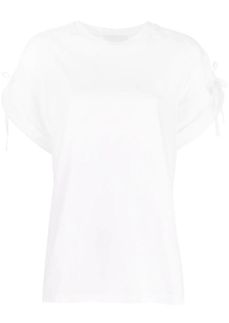 3.1 Phillip Lim sleeve tie T-shirt