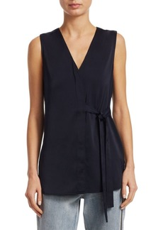 3.1 Phillip Lim Sleeveless Tie-Waist Top