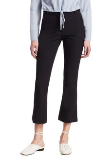 3.1 Phillip Lim Slim Cropped Kick Flare Pants