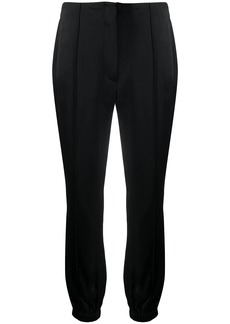 3.1 Phillip Lim slim-fit cropped satin trousers