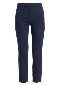 3.1 Phillip Lim Slim-Fit Cropped Trousers