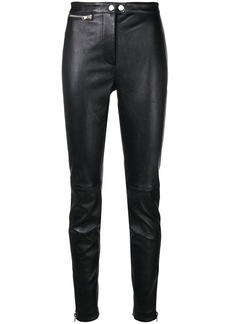 3.1 Phillip Lim slim-fit trousers