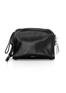 3.1 Phillip Lim Small Hudson Rectangle Leather Crossbody Bag