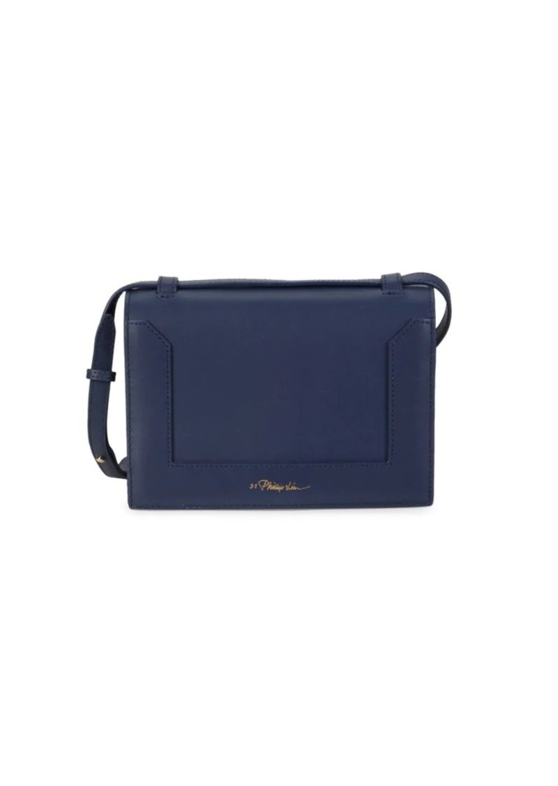 3.1 Phillip Lim Soleil Leather Shoulder Bag