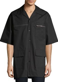 3.1 Phillip Lim Souvenir Cotton Camp Shirt