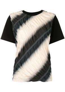 3.1 Phillip Lim parachute panel T-shirt