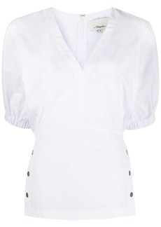 3.1 Phillip Lim wide studs blouse