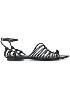 3.1 Phillip Lim strappy flat sandals