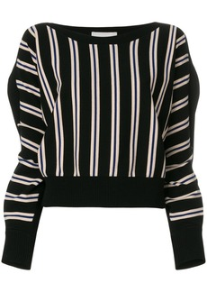 3.1 Phillip Lim stripe knitted jumper