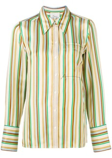 3.1 Phillip Lim stripe patterned shirt