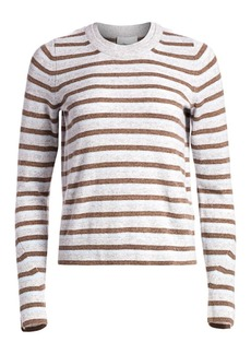 3.1 Phillip Lim Striped Cashmere Sweater
