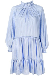 3.1 Phillip Lim striped long-sleeve dress