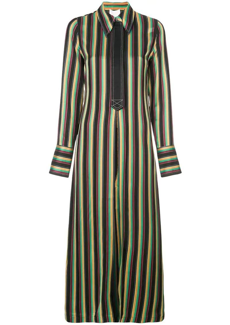 3.1 Phillip Lim Striped Shirt Jacket