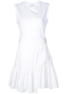 3.1 Phillip Lim T-Shirt Dress With Overlap