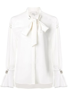 3.1 Phillip Lim Tacked blouse