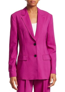 3.1 Phillip Lim Tailored Fitted Blazer