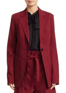 3.1 Phillip Lim Tailored Wool Blazer