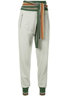 3.1 Phillip Lim tapered sweatpants