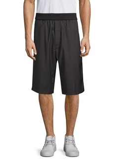 3.1 Phillip Lim Tapered Wool Shorts