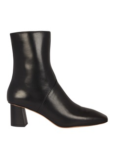 3.1 Phillip Lim Tess Leather Square Toe Boots