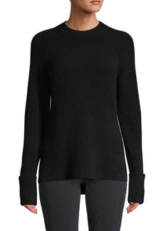 3.1 Phillip Lim Textured Crewneck Sweater