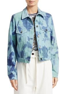 3.1 Phillip Lim Tie-Dye Denim Jacket