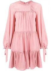 3.1 Phillip Lim tiered crepe dress