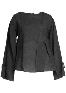 3.1 Phillip Lim Top with Cotton and Silk