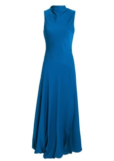 3.1 Phillip Lim Bubble-Hem Blue Dress