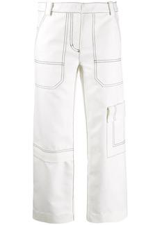 3.1 Phillip Lim twill cargo trousers