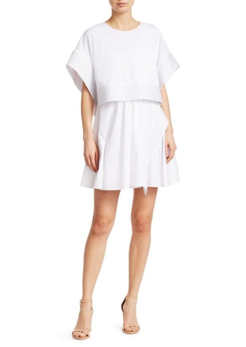 3.1 Phillip Lim Two-Piece Crop Top & Sleeveless Dress